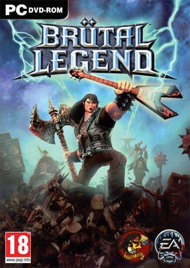 Brutal Legend [GoG] (2013/RUS/ENG/RePack) PC