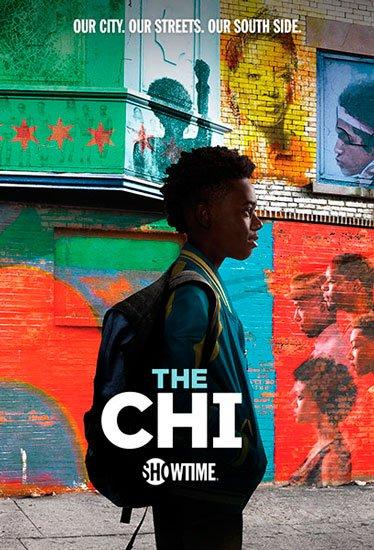 Чи / The Chi (1 сезон/2018) WEB-DLRip