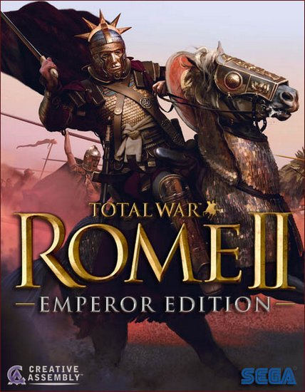 Total War: ROME II - Emperor Edition (2017-2018/RUS/ENG/RePack) PC