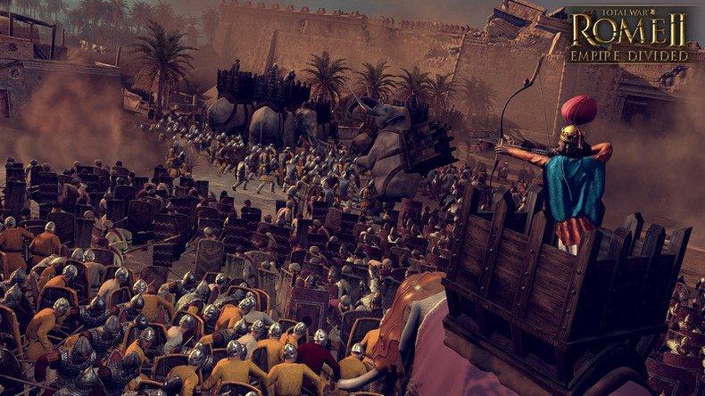 Total War: ROME II - Emperor Edition (2017-2018/RUS/ENG/RePack) PC
