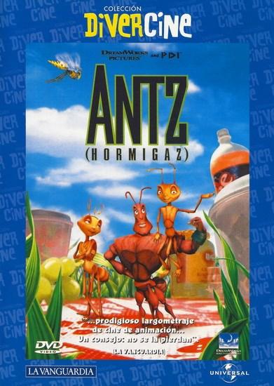 Муравей Антц / Муравей Z / Antz / Ant Z (1998) DVDRip