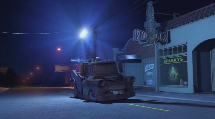 Мэтр и Призрачный Свет / Mater and the Ghostlight (2006) BDRip