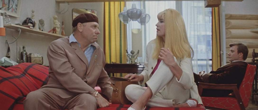 Бриллиантовая рука (1968) BDRip | BDRip-AVC | BDRip 720p | BDRip 1080p