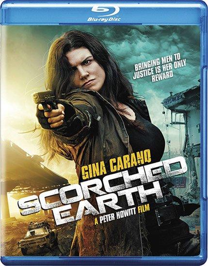 Выжженная земля / Scorched Earth (2017) HDRip