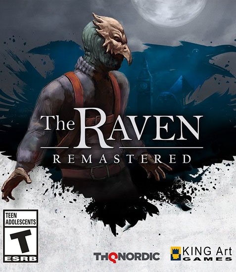 The Raven Remastered: Digital Deluxe Edition (2018/RUS/ENG/MULTi/RePack) PC