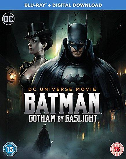 Бэтмен: Готэм в газовом свете / Batman: Gotham by Gaslight (2018) HDRip | BDRip 720p