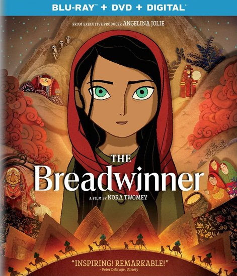 Добытчица / The Breadwinner (2017) HDRip