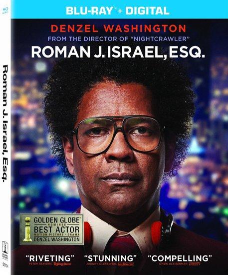 Роман Израэл, Esq. / Roman J. Israel, Esq. (2017) HDRip   BDRip 720p