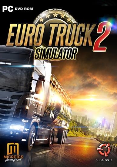 Euro Truck Simulator 2 (2013/RUS/ENG/MULTI/RePack) PC