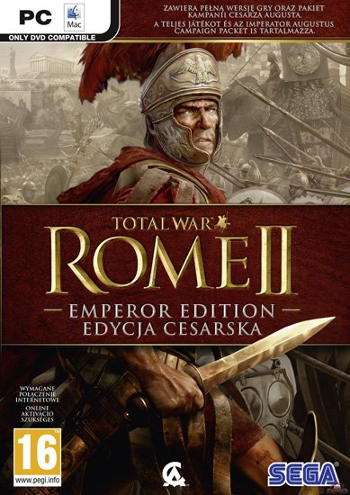 Total War: Rome 2 - Emperor Edition (2013/RUS/ENG/MULTi/RePack) PC