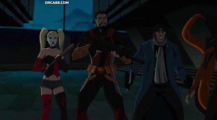 Отряд самоубийц: Строгое наказание / Suicide Squad: Hell to Pay (2018) WEB-DLRip | WEB-DLRip 720p