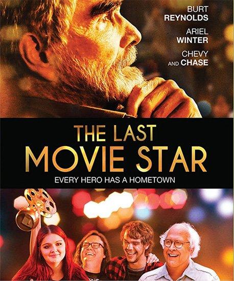 Последняя кинозвезда / The Last Movie Star (2017) WEB-DLRip