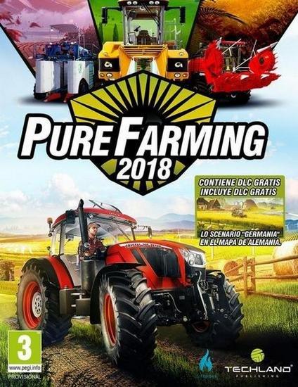 Pure Farming 2018: Digital Deluxe Edition (2018/RUS/ENG/Multi/RePack) PC