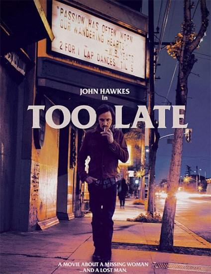 Cлишком поздно / Too Late (2016) WEB-DLRip