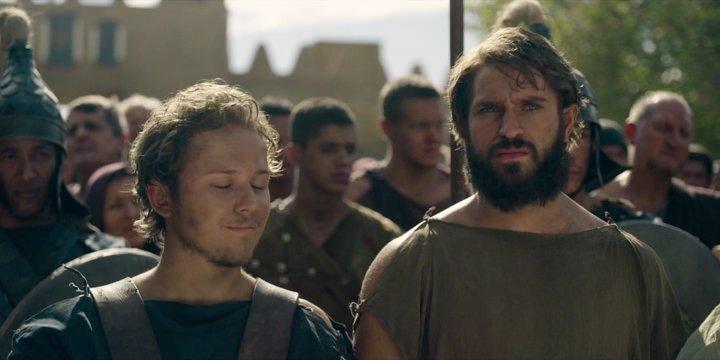 Падение Трои / Troy: Fall of a City (1 сезон/2018) HDTVRip   HDTVRip 720p