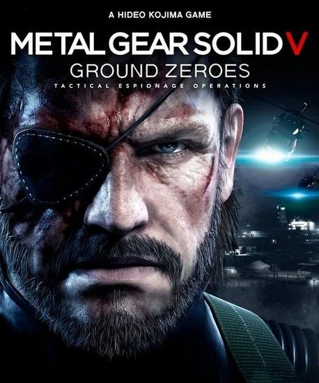Metal Gear Solid V: Ground Zeroes (2014/RUS/ENG/Multi/RePack by xatab) PC