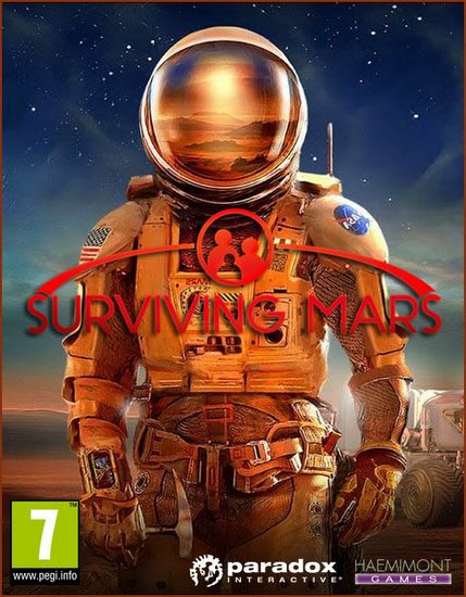 Surviving Mars (2018/RUS/ENG/RePack by R.G. Механики) PC