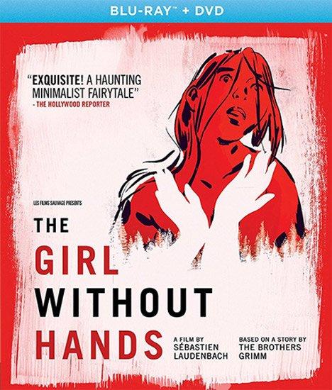 Девушка без рук / La jeune fille sans mains (2016) HDRip