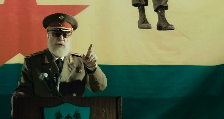 Дорогой диктатор / Dear Dictator (2018) WEB-DLRip