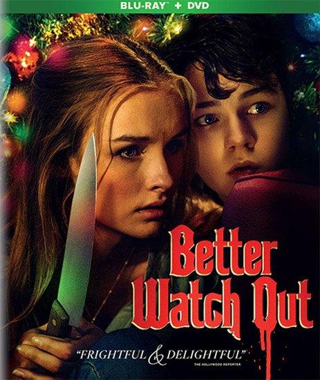Смотри по сторонам / Better Watch Out (2016) HDRip