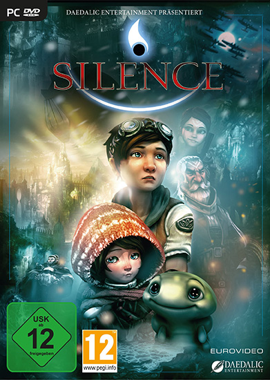 Silence: The Whispered World 2 (2016/RUS/ENG/MULTI/Repack) PC